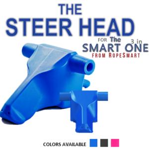 "RopeSmart ""The Smart ONE"" Steer Head"