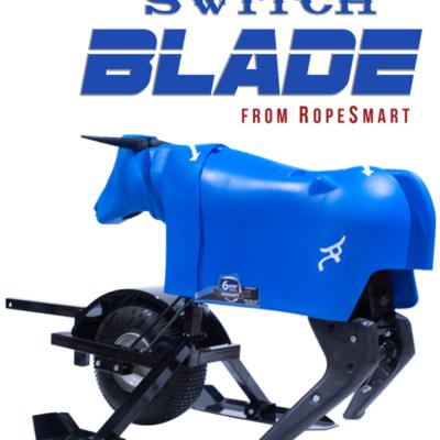 The SWITCH BLADE – RopeSmart Roping Machine