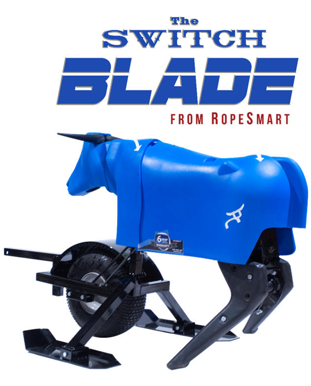 The SWITCH BLADE – RopeSmart Dummy