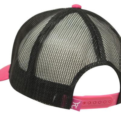 SPECIALS RS Zebra Print & Pink Steer Snapback Cap