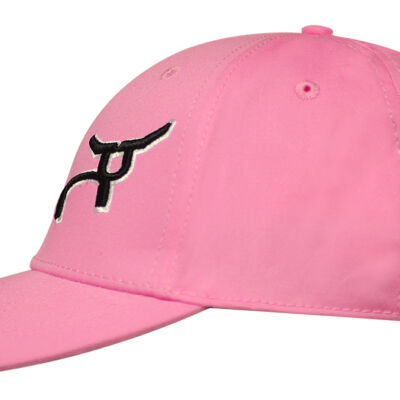 RS Youth Pink Fitted Cap