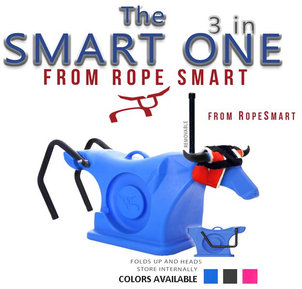 RopeSmart Steer Roping Dummy – The Smart ONE