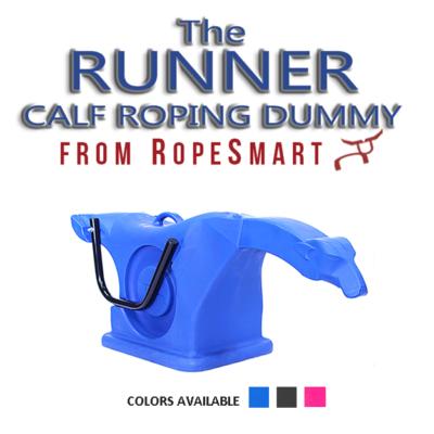 RopeSmart The RUNNER Calf Roping Dummy