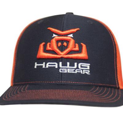 HAWG GEAR – Neon Orange Trucker Cap