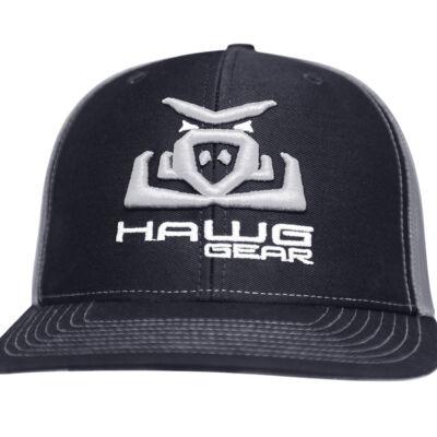 HAWG GEAR – Black Trucker Cap
