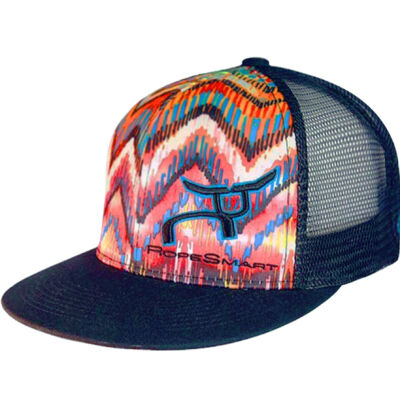 RS Youth Color Sarape Snapback