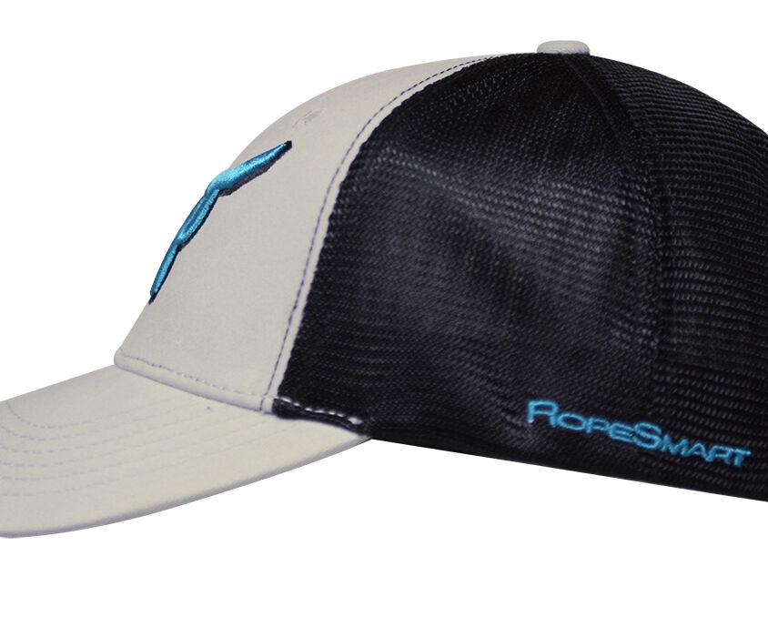 RS Gray & Black Snapback Cap