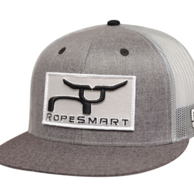 RS Classic Trucker Snapback With Ropesmart Steer Patch