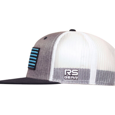 RS Classic Trucker with American Flag Patch