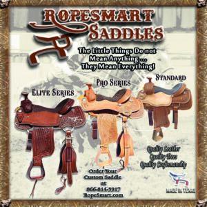 Custom RopeSmart Saddle