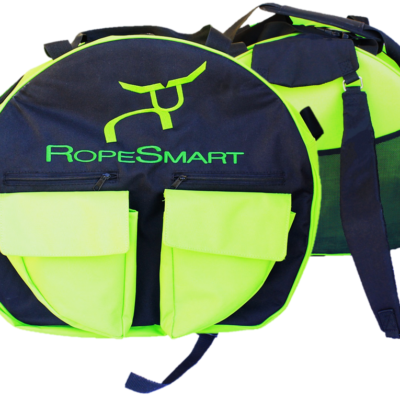 RS Deluxe Green Rope Bag
