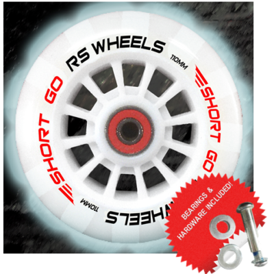 Short Go LED Wheels