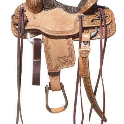 RS Custom Pro Series JR Saddle