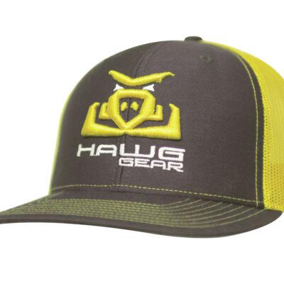HAWG GEAR – Neon Yellow Trucker Cap