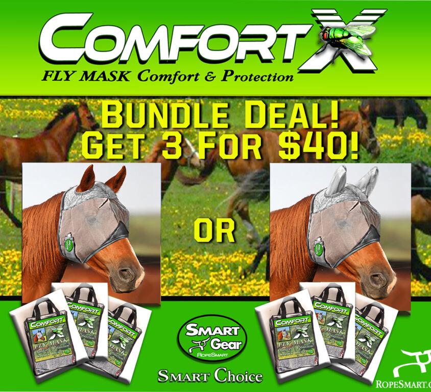 """RS """"Comfort- X"""" FLYMASK Bundle"""