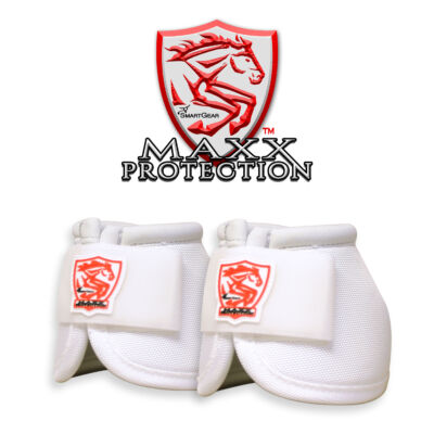 MaxX Protection White Bell Boots