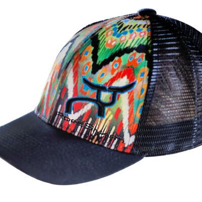 RS Color Aztec Pattern Snapback