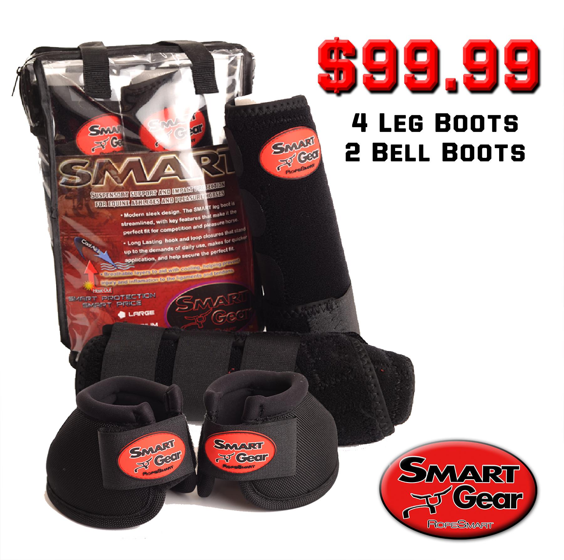 Smart Gear Sport Boot Bundle