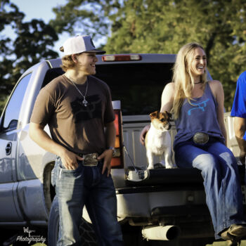 Rope Smart We Are Team Roping - Roping Dummy Apparel