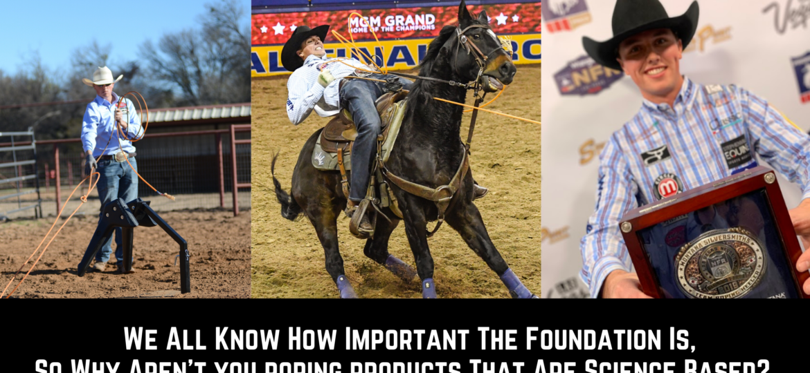 We All Know How Important The Foundation Is, So Why Are You Still Not Roping With (1)