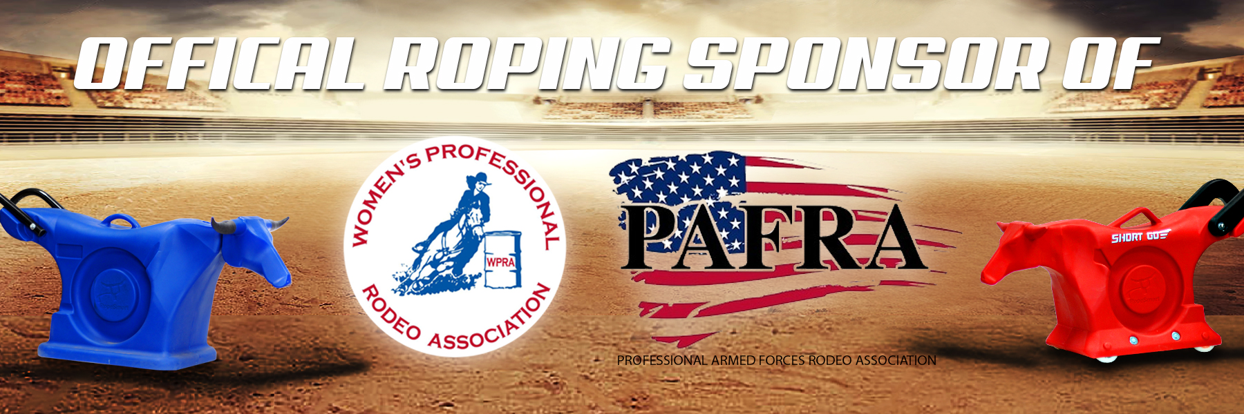 Official Roping Sponsor