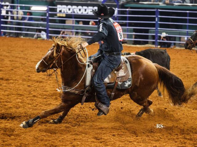 NFR 2020 Arlington TX Roseanna Sales