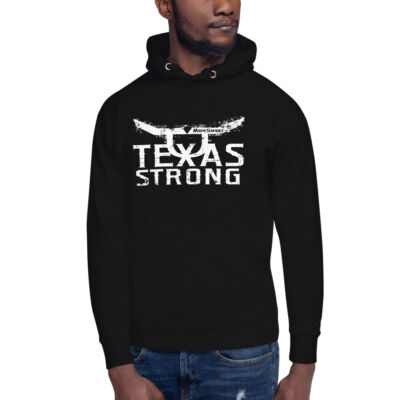 RS Texas Strong Hoodie